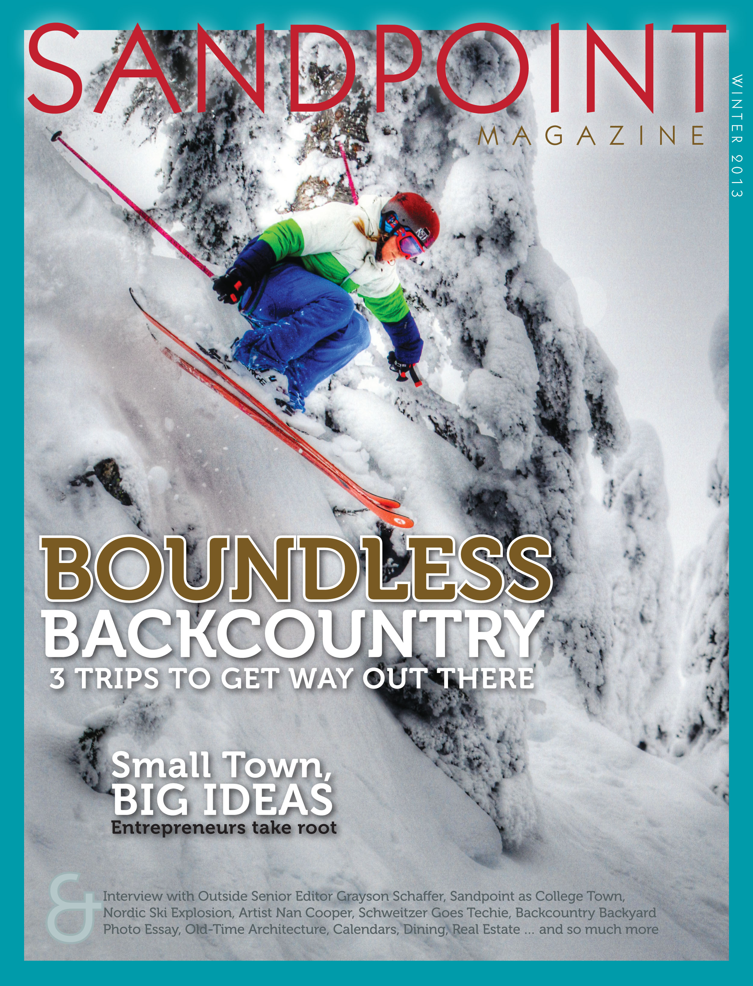issues archive sandpoint magazine winter 2012