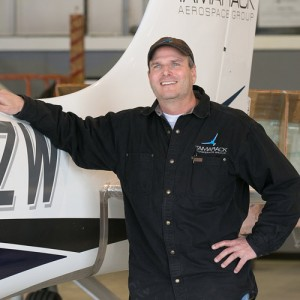 Nick Guida,Tamarack Aerospace, Inc.