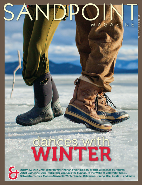Sandpoint Magazine Winter 2015