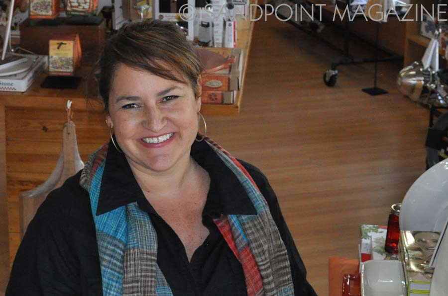 Tina Ward bought Fritz's Frypan and renamed the downtown kitchen store Weekends and Company