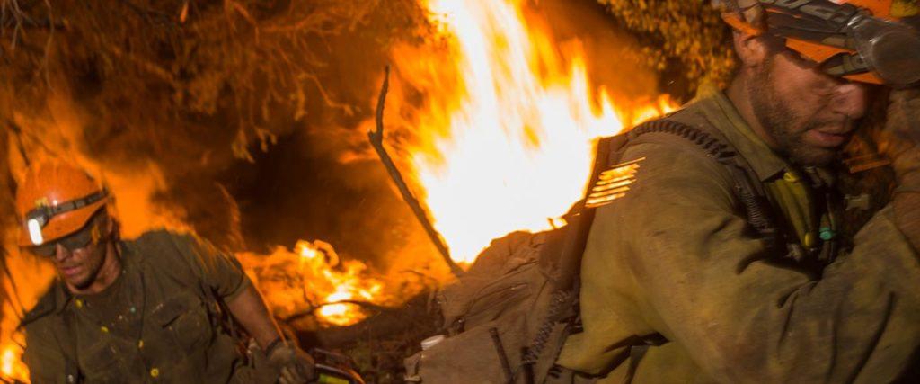Wildlands Fire in Idaho