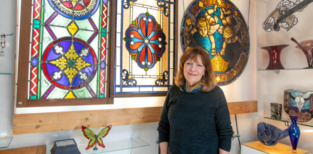 Stained Glass in Sandpoint