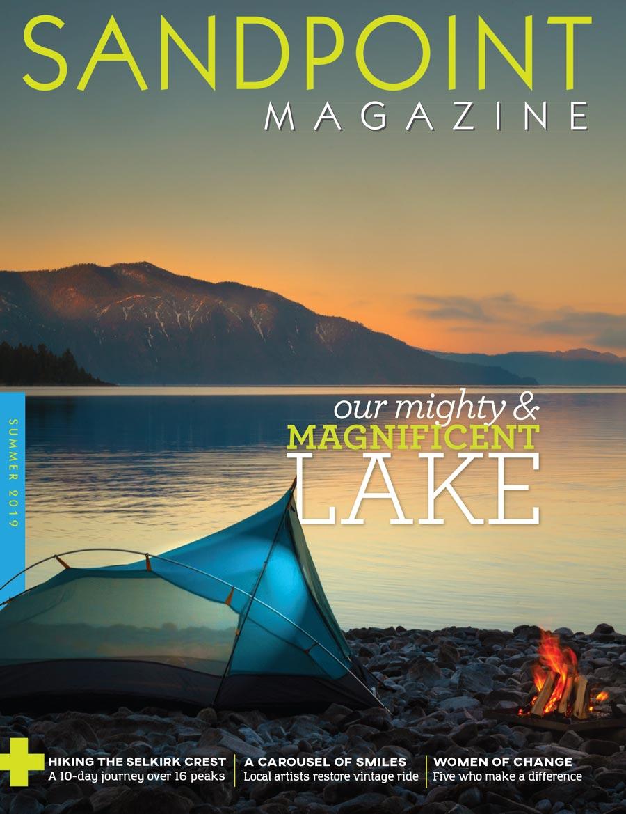 Sandpoint Magazine Summer 2019