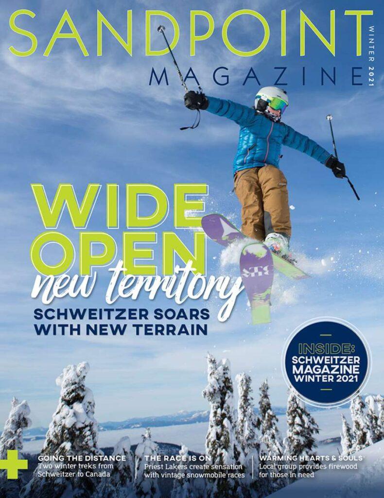 Sandpoint Magazine Winter 2021